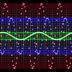 electrical frequencies scalar waves