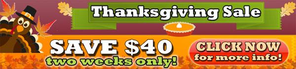 QuWave QuMMulator Thanksgiving Sale
