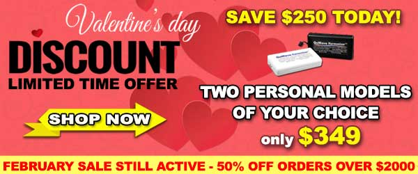 QuWave QuMMulator Valentine Day Sale