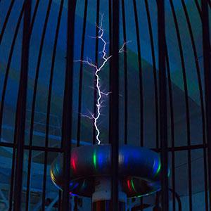 tesla coil generator scalar energy