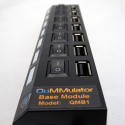 QuMMulator scalar wave device product photo
