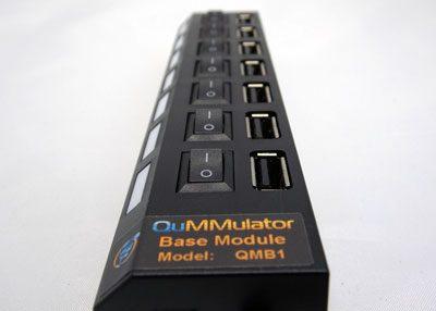 QuMMulator scalar wave device product photo