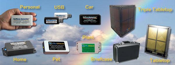 Harmonizer EMF radiation protection products